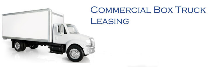box truck leasing and financing